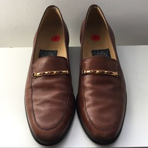 Selby Moc Fit Handcrafted Leather Loafer
